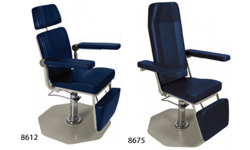 Economy ENT and Phlebotomy Chairs