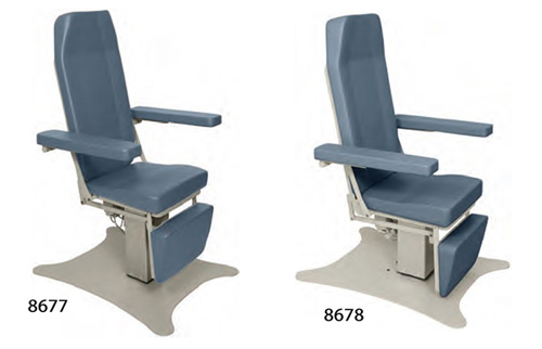 Power Chairs for Phlebotomy and ENT