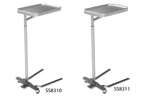 Stainless Steel Mayo Stands
