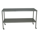 SS8004 utility-table-stainless-steel