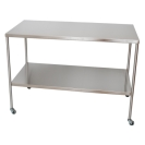SS8008 STAINLESS-STEEL-INSTRUMENT-TABLE