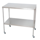 SS8010 STAINLESS-STEEL-INSTRUMENT-TABLE